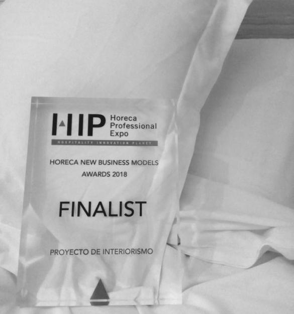 Finalista Mejor Proyecto Interiorismo | Horeca New Business Models Awards