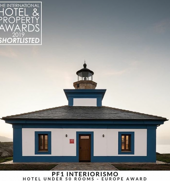 Nominado | The International Hotel and Property Awards 2019